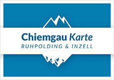 Chiemgau Karte - Ruhpolding & Inzell